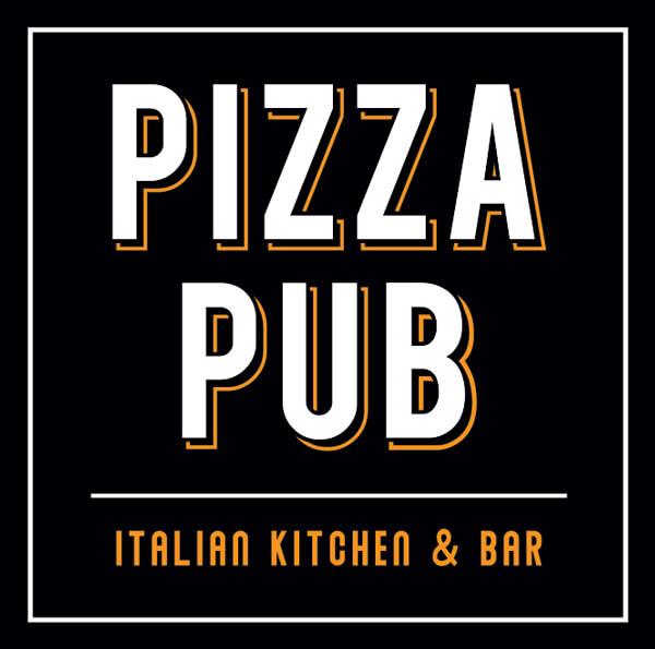 Pizza Pub Logo - New