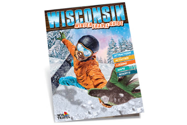 Wisconsin 2019 Winter Travel Guide Cover