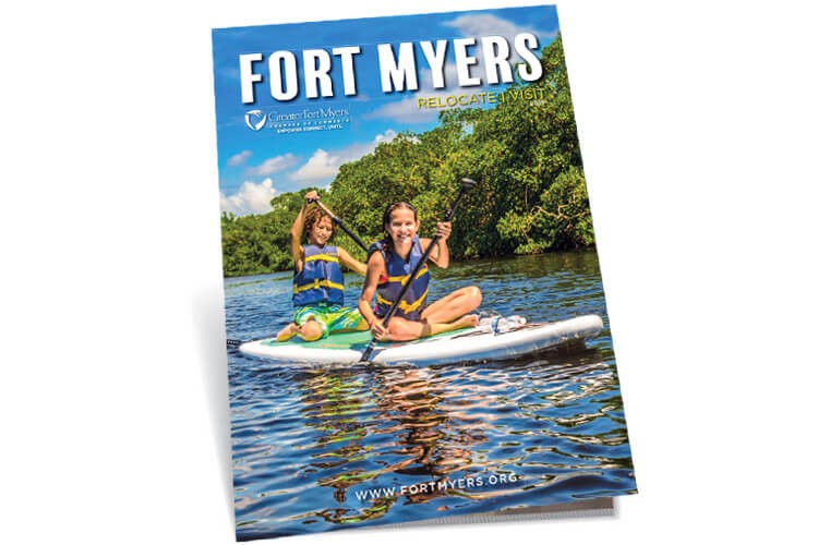 Fort Myers Relocate & Visit Guide Cover