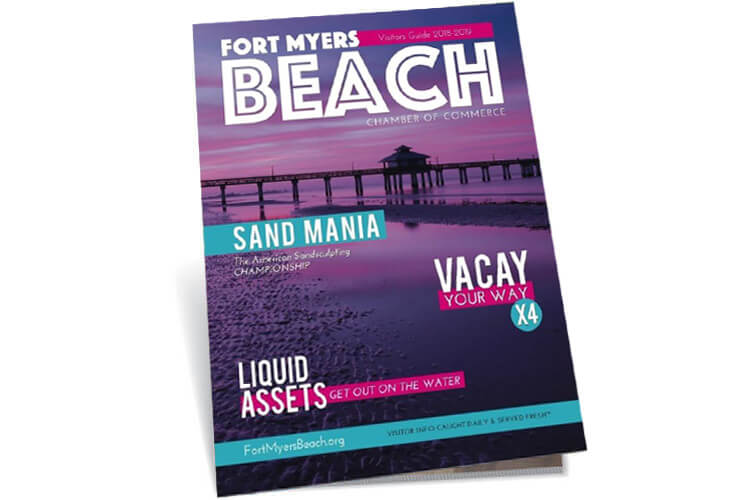 Fort Myers Beach Vacation Guide Cover