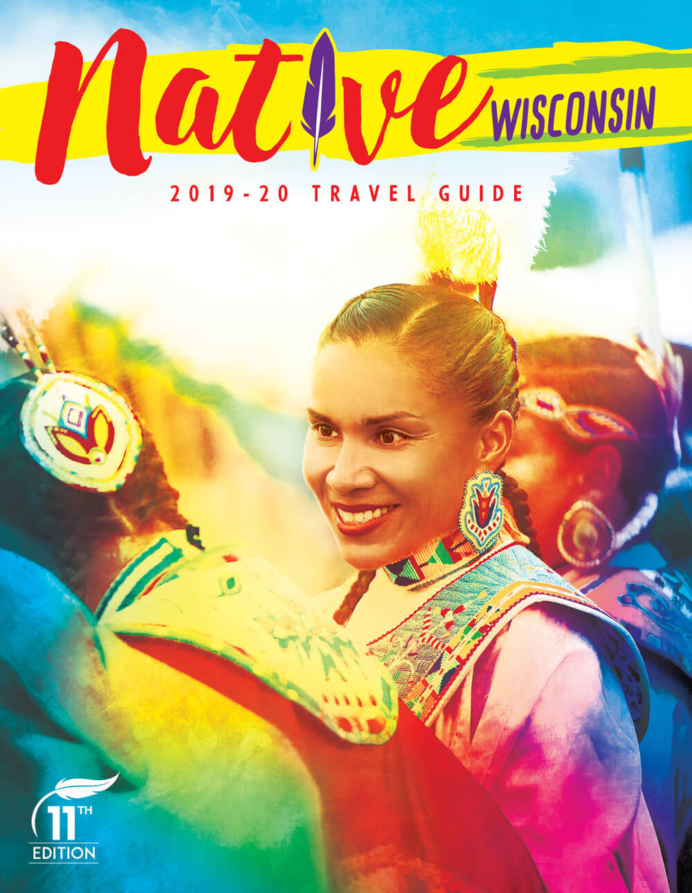 Native Wisconsin Travel Guide Cover - 2019-2020